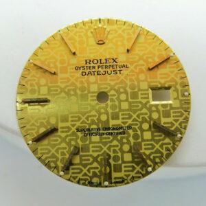 ROLEX Gold Genuine Dial 28mm